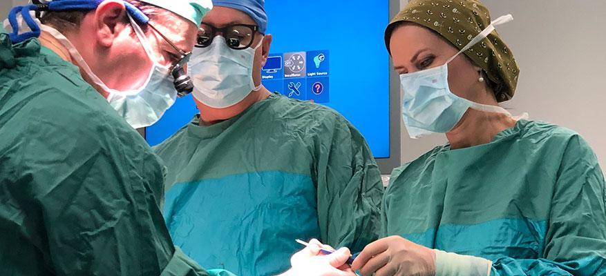 Αορτοστεφανιαία παράκαμψη σε πάλλουσα καρδιά (BYPASS)