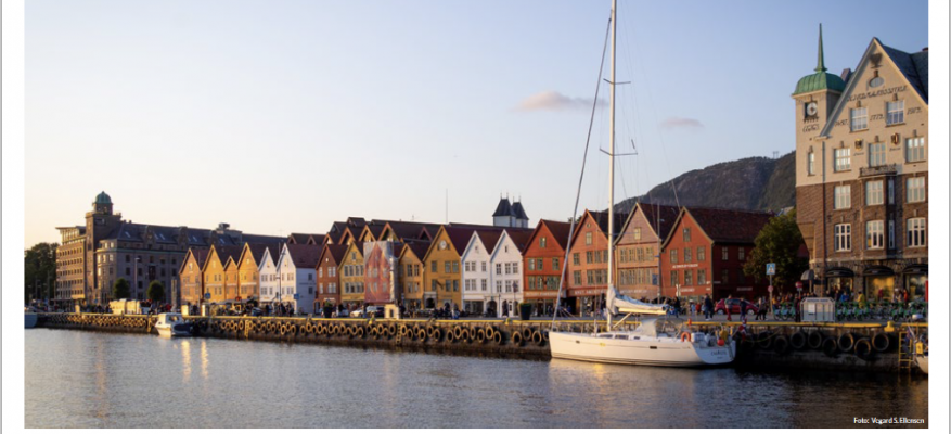 12TH JOINT SCANDINAVIAN CONFERENCE IN Cardiothoracic Surgery 8–10 September 2021 | Bergen | Norway